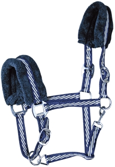 Harry's Horse halsterset bont H-Couture pony