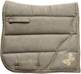 Harry's Horse Swallowtails taupe gray vzh cob