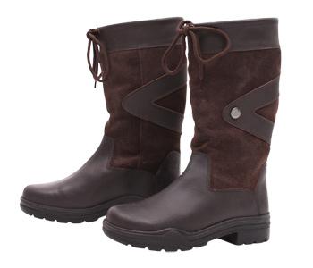 Horka GREENWICH Short Boot bruin