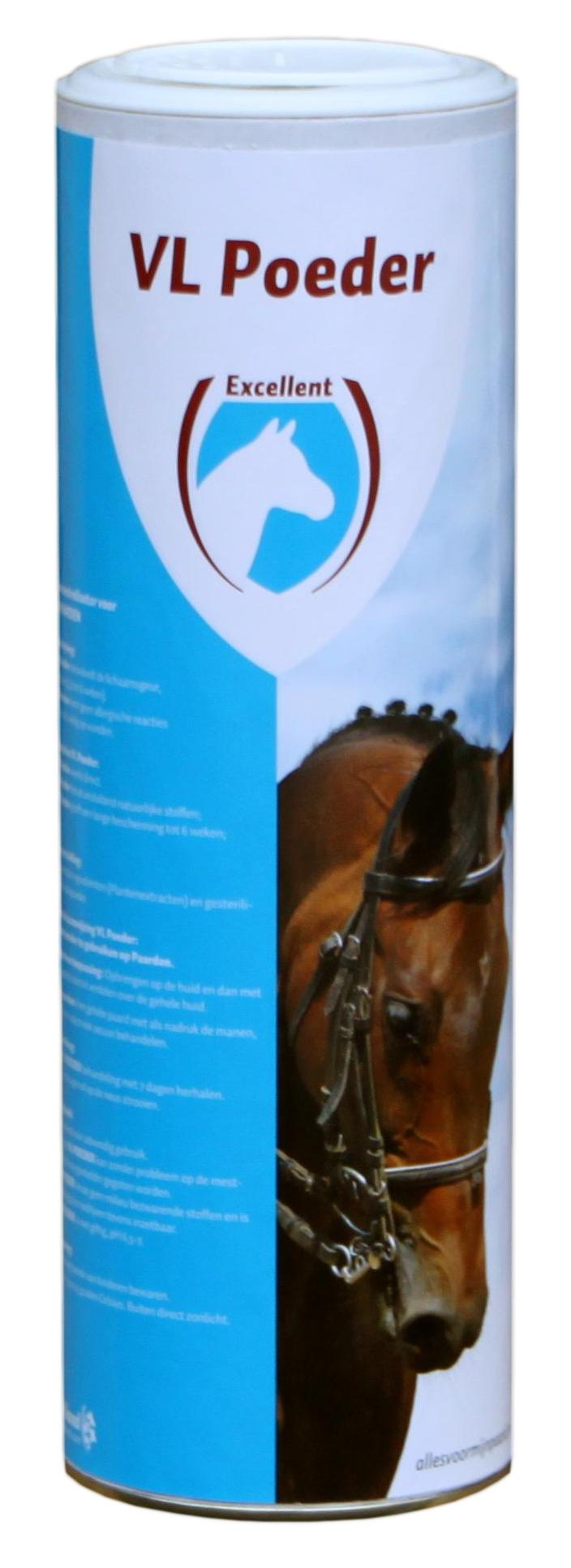 Vee Luis Poeder Paard 500 gr