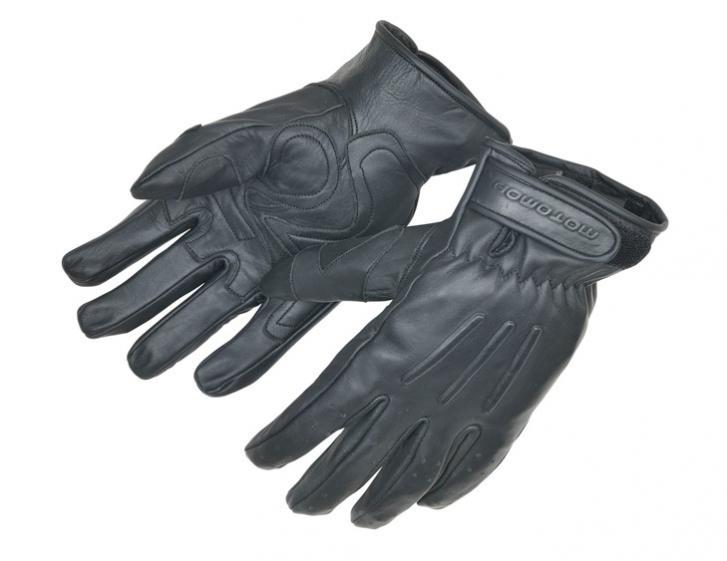 Motomod leren classic handschoen