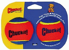 Chuckit Tennis Ball Mini, 2 stuks