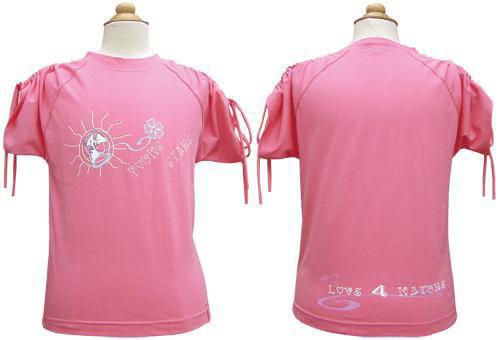 Harry's Horse Kids love 4 nature shirt pink lemonade 116 164