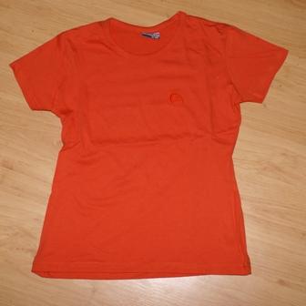 Ladies t-shirt HPS oranje s m