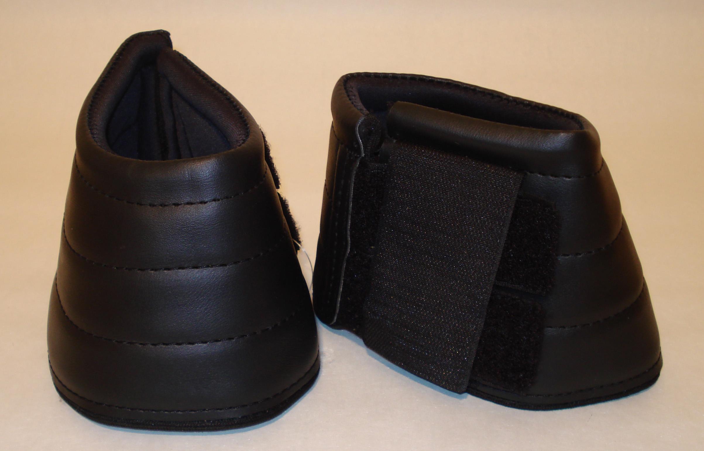 HB neopreen springschoenen  / bell boot zwart s m L XL XXL