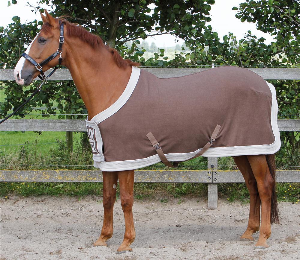 Harry's horse fleece deken H-couture 175 205