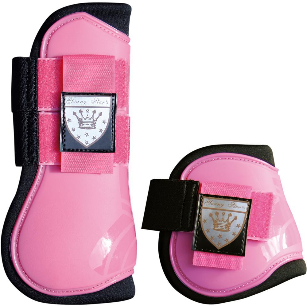 Harry's horse beenbeschermingsset pink lemonade pony