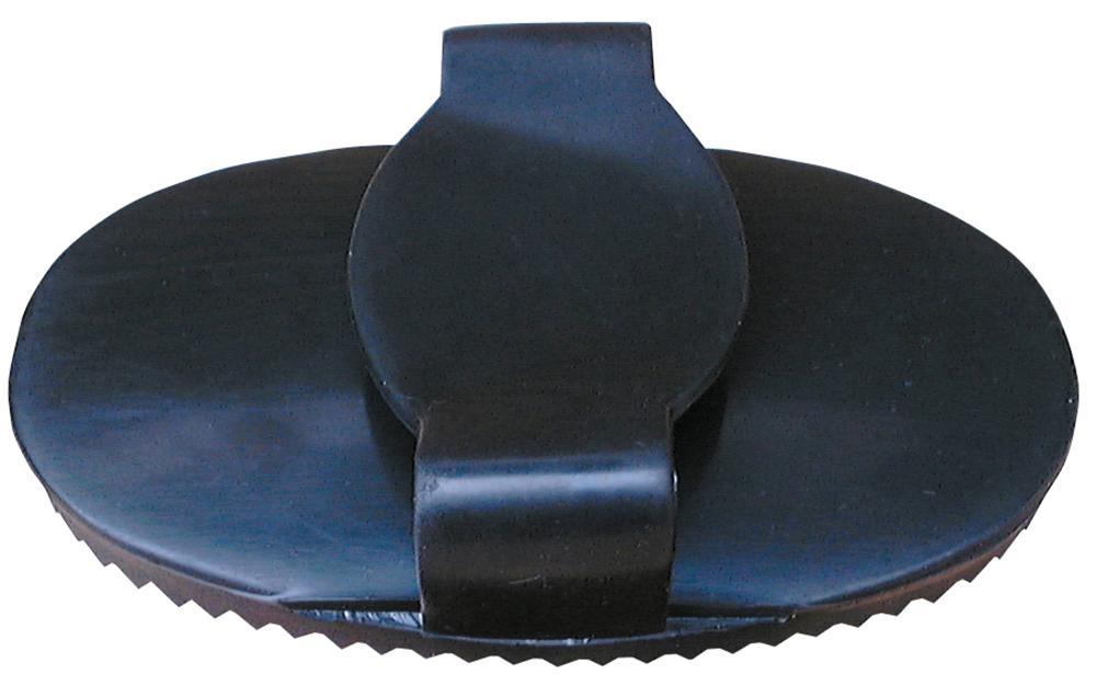 Roskam zacht rubber zwart klein