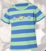 Horka kiddy shirt skyblue