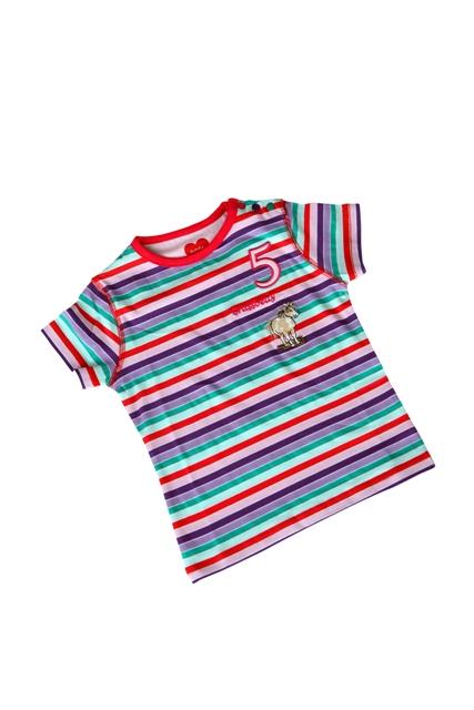 Horka kiddy shirt Dahlia