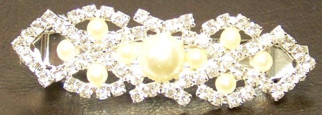 Haarklem pearl oval