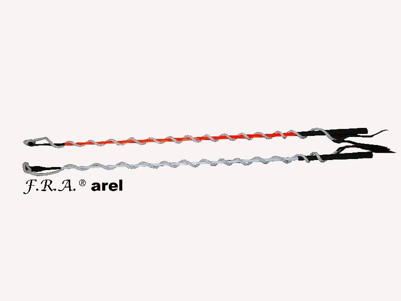 F.R.A contactstok wit lengte 123 slag 160