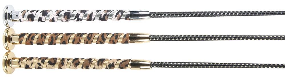 dressuurzweep safari panter zebra luipaard print 90 cm en 100 cm