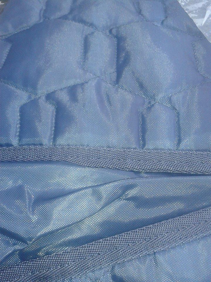 hkm Winterstaldeken 420D Polyester  250 gram  195 205