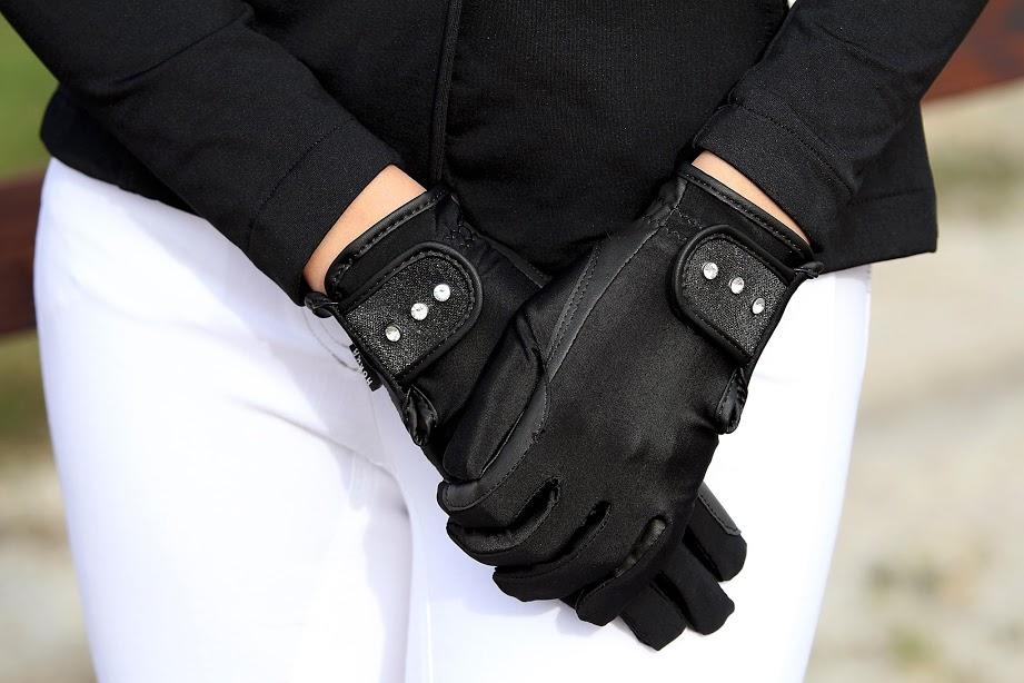 Horka handschoenen Joleen zwart