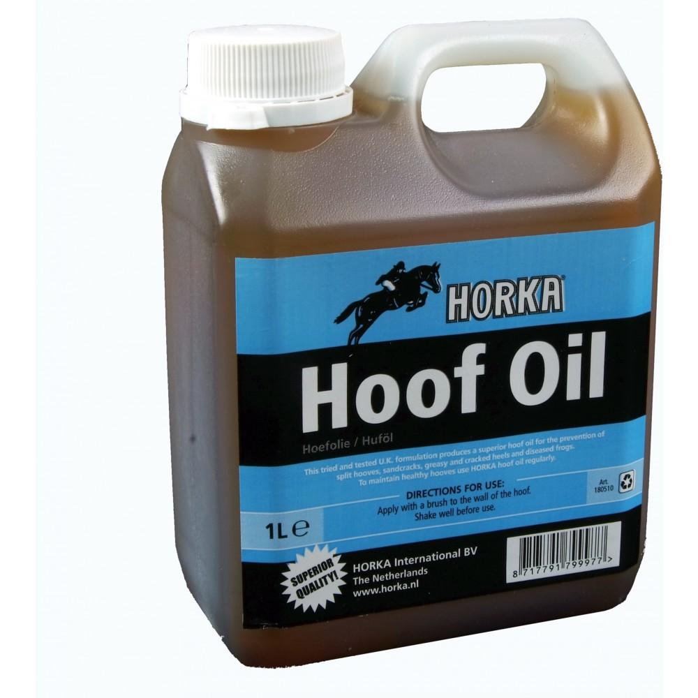 Horka HOOF OIL hoef olie 500 ml