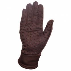 HV Polo winter handschoenen bruin