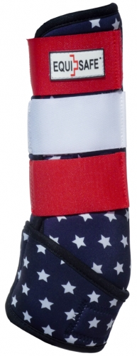 Beenbeschermers colarado country usa stars en stripes xl