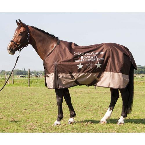 Harry's Horse Buitendeken Thor 0 grams black coffee 145 155 185 195 tc linning