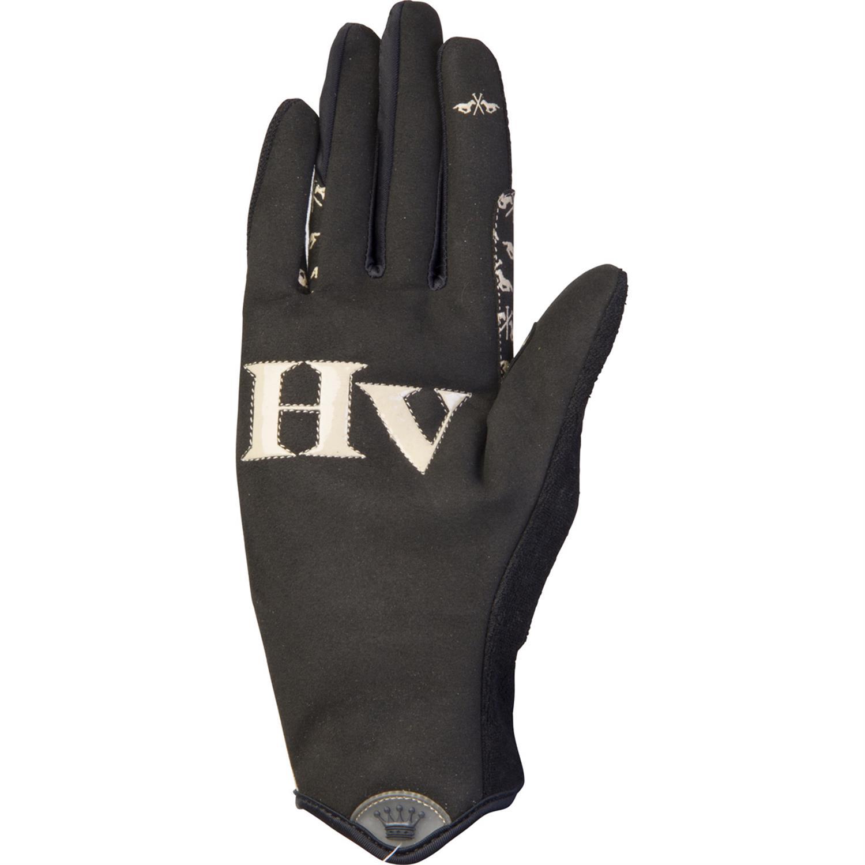 HV Polo Handschoen Palma zwart L XL