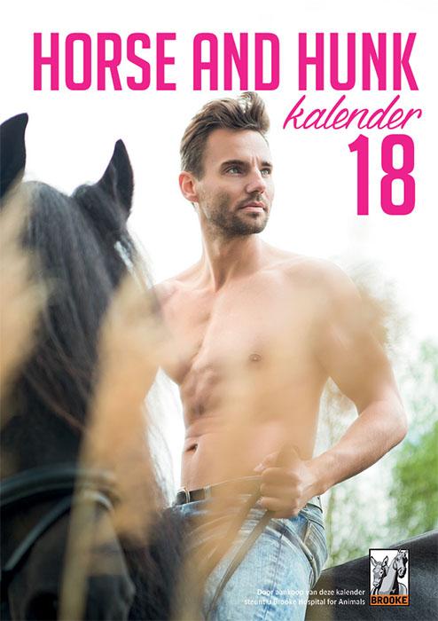 Horse and Hunk kalender 2018