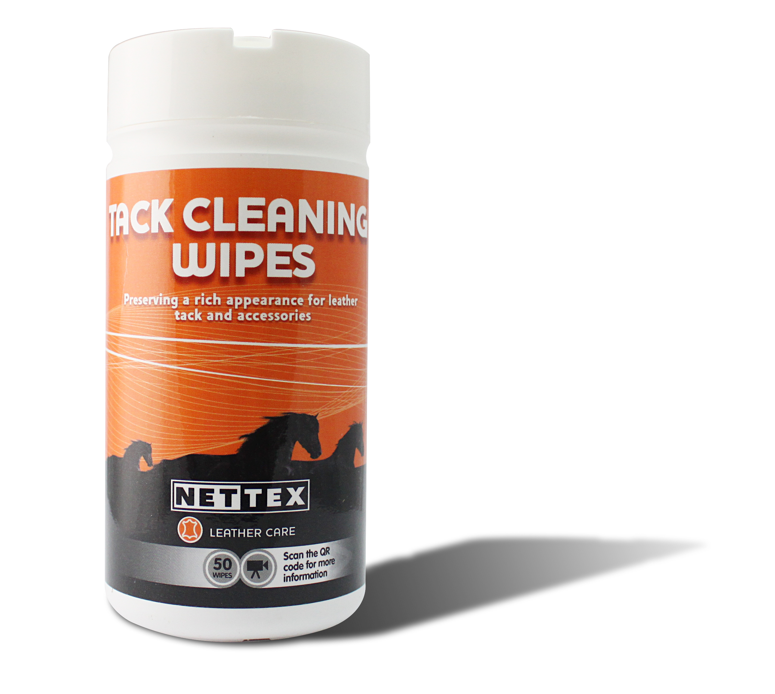 Quick Tack Wipes Nettex 50 wipes