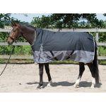 Harry's Horse Buitendeken Thor Highneck 300 gram stetch limo maat 195