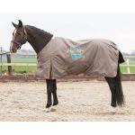 Harry's Horse Buitendeken Regendeken Thor 0gr Shitake fleece lining  205