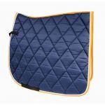 EQ dekje COTTON BASIC +1 koord dressur full d blauw/ wit/ oranje