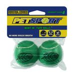 Tuff Mint Balls 2-Pack 6 cm